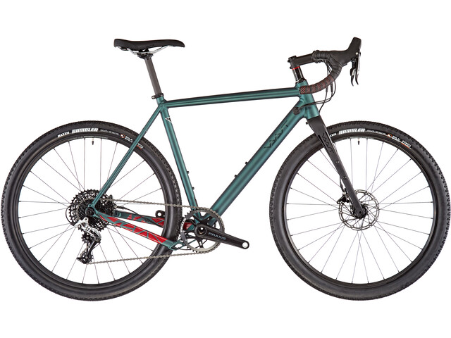 Vaast Bikes A/1 650B Rival matte sea blue